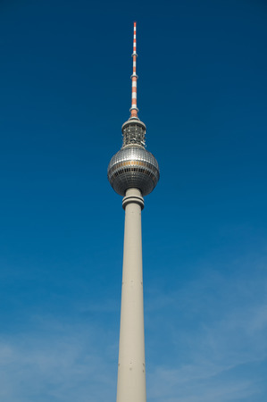 Close to Alexanderplatz in Mitte, the tower was constructed between 1965 and 1969 by the administration of the German Democratic Republic.