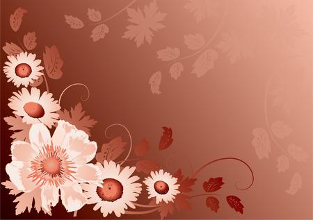 flower background 1 Stock Vector - 1478746