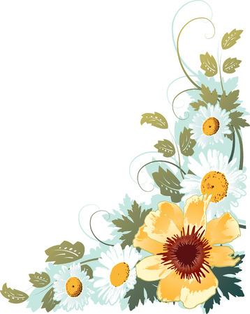 flower background 2 Stock Vector - 1478747