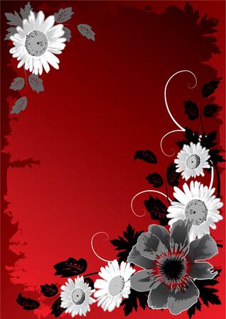 flower background 4 Stock Vector - 1478749