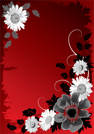 flower background 4 Stock Vector - 1478749