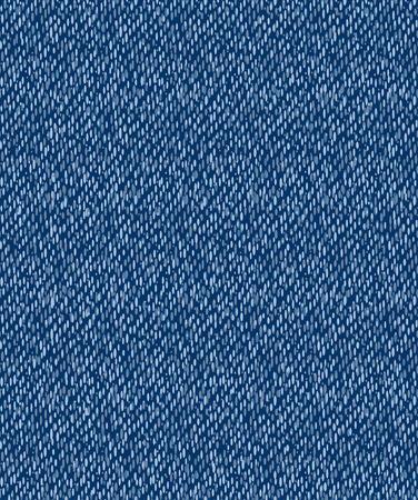 denim fabric: vector illustration - blue jeans seamless pattern Illustration