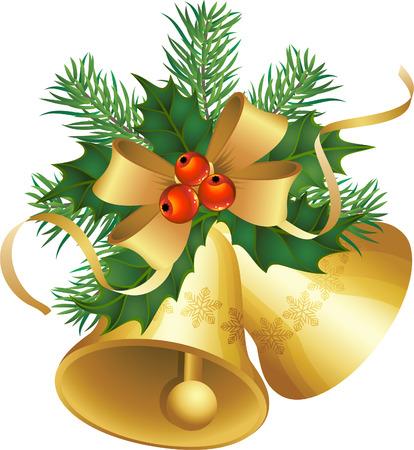vector illustrations - christmas decor and symbols Vector