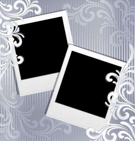 photo album page: plantilla de Bloc de notas