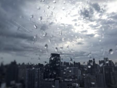 hope: After raining, still waiting Stock Photo