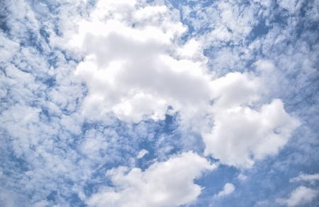 hope: Sky with clouds