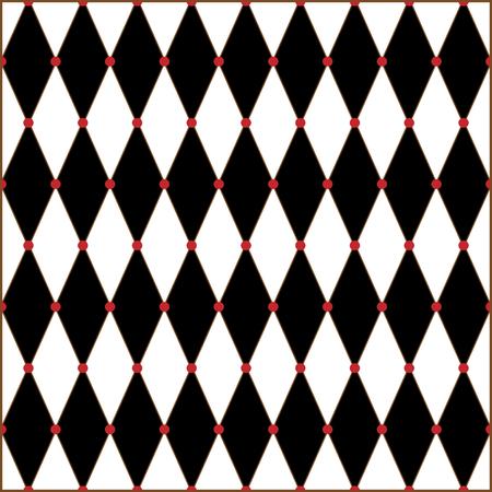 dimond: dimond pattern seamless Illustration