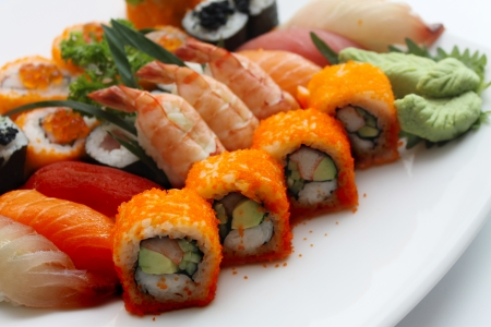 Special Mix Sushi Plate