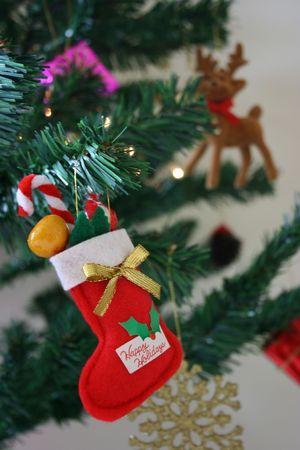 Skarpety, christmas ozdoba