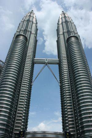 Wieża Twin Malezji