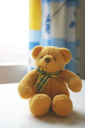 Stuff toy bear Stock Photo - 6172591