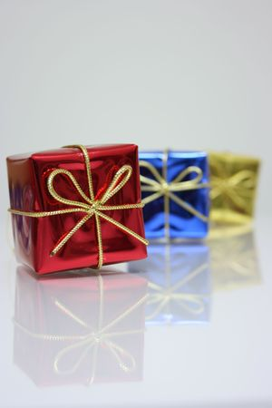 Presents for you Stock Photo - 6267498