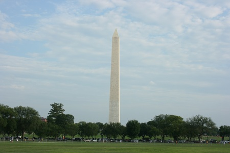 Washington Mounument, Washington D.C. (District of Columbia), United States of America  Stock Photo