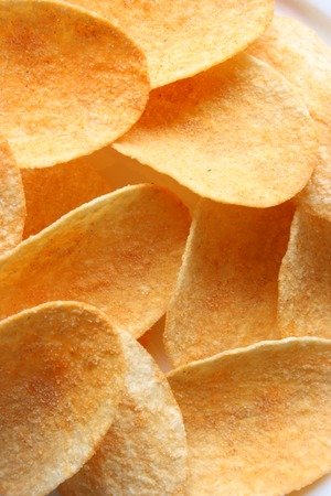 Chips, close up