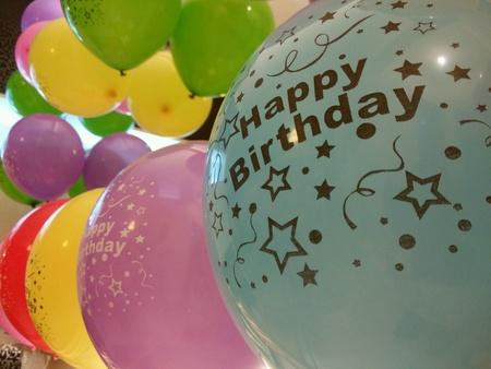 Birthday cerebration