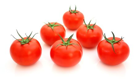 Tomatos Stock Photo - 4846858