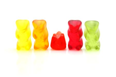 gummi: Gummi bears