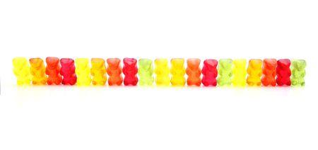 gummi: Gummi bears  Archivio Fotografico