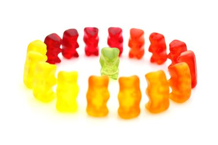 gummie: Gummi bears