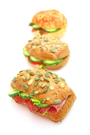 sandwich Stock Photo - 4953485