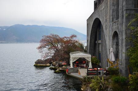 Yang Liping hotel at Erhai