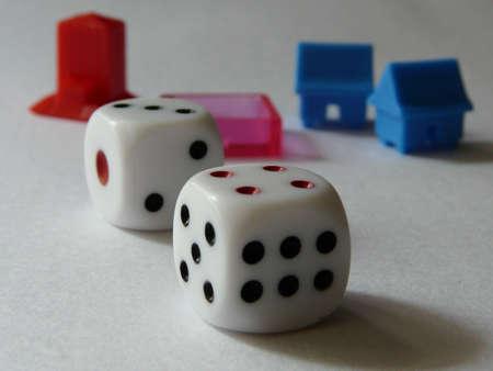 monopoly: el monopolio  Foto de archivo