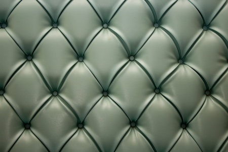 Leather upholstery photo