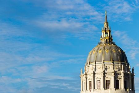 San Francisco City Hall Stock Photo - 17012541