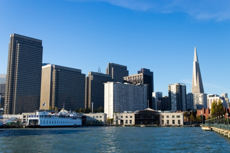 san fran: Downtown Business and Financial District