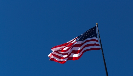 United States of America Flag Stock Photo - 17012526