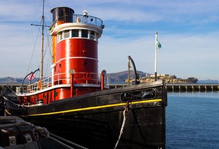 san fran: Tug boat