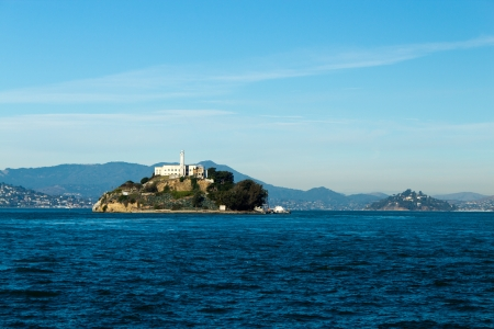 Alcatraz Island in San Francisco, USA Stock Photo - 17057747
