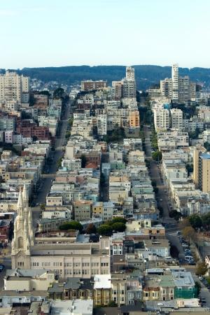 San Francisco Skyline Imagens