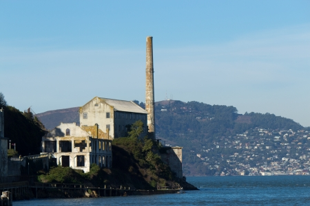 Alcatraz Island in San Francisco, USA Stock Photo - 17055686