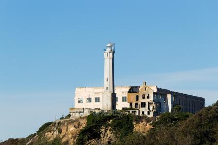 Alcatraz Island in San Francisco, USA Stock Photo - 17057698