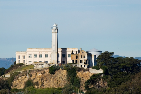 Alcatraz Island in San Francisco, USA Stock Photo - 17055690
