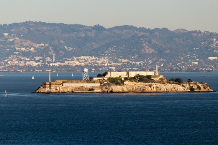 Alcatraz Island in San Francisco, USA Stock Photo - 17057692