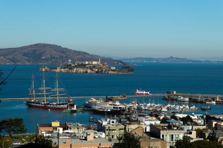 San Francisco Bay Stock Photo - 17055696