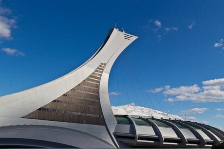 몬트리올 올림픽 경기장, 캐나다