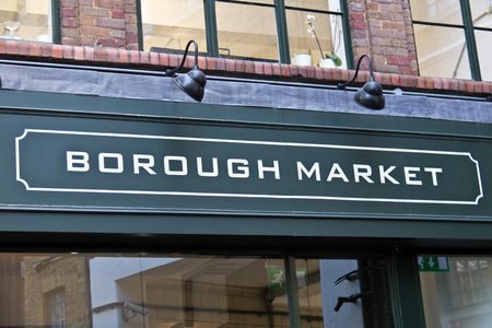 britan: Borough Market is a wholesale and retail food market in Southwark, Central London, England. It is one of the largest and oldest food markets in London.