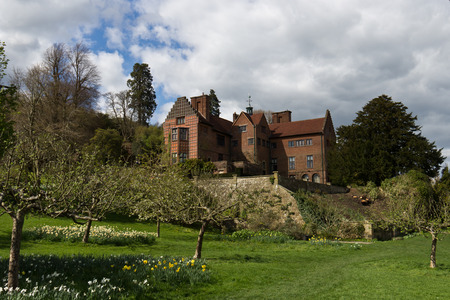 winston: Chartwell, the home of former Prime Minister of the United Kingdom, Sir Winston Churchill