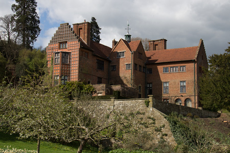sir: Chartwell, the home of former Prime Minister of the United Kingdom, Sir Winston Churchill
