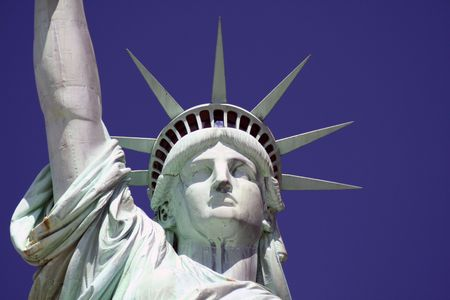 lady liberty: Se�ora Libertad