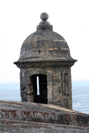 Fortress lookout tower