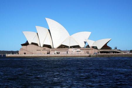 シドニー ・ オペラハウス 報道画像