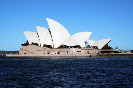 sydney harbour bridge: Sydney Opera House
