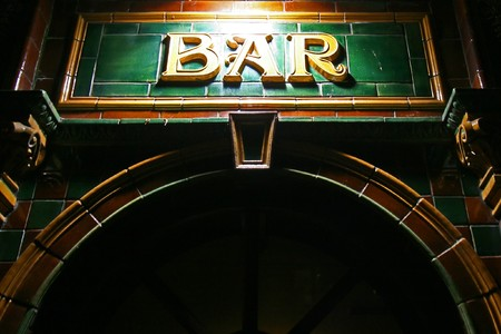 Bar entrance photo