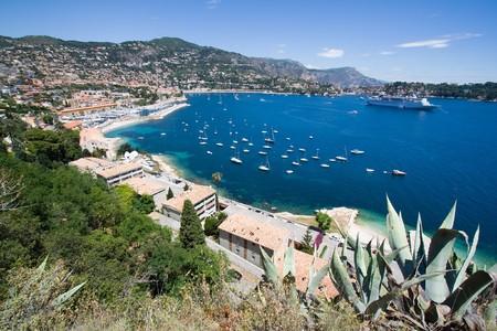 Cote dAzur, Southern France