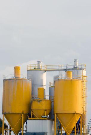 Processing Facility  Stock Photo - 7485644