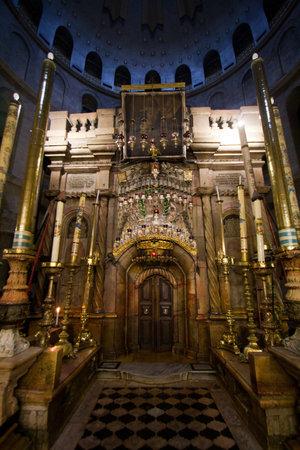 Church of the Holy Sepulchre - Jerusalem